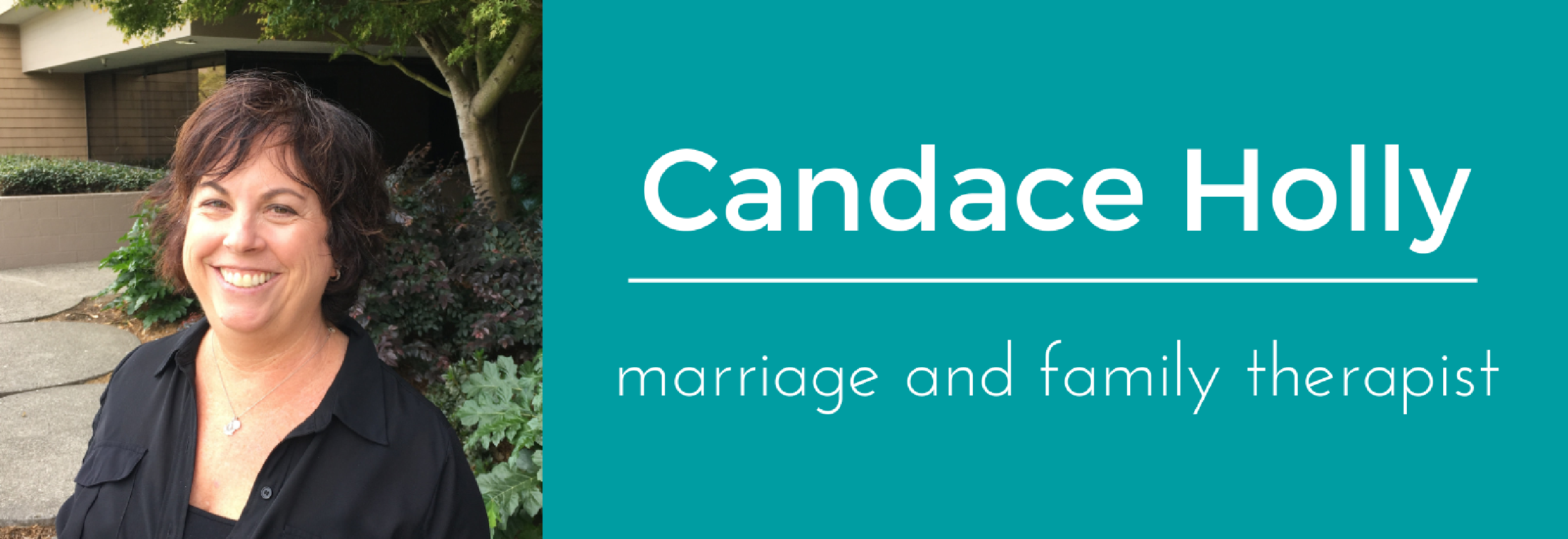 Candace Holly is a marriage and family therapist providing teen counseling in Santa Rosa