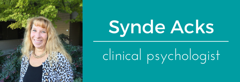 Dr. Synde Acks is a psychologist providing teen therapy in Santa Rosa